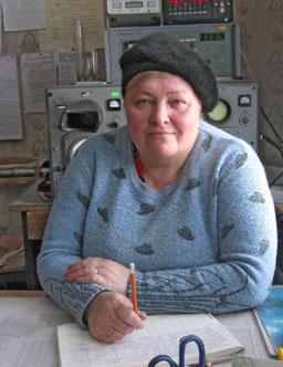 Нина Алексеевна Иванцова